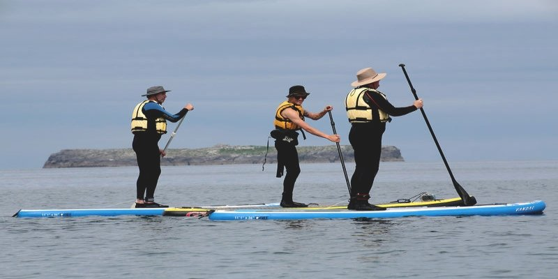 Paddle Board And Kayaking - Irish Rugby Tours, Rugby Tours To Galway