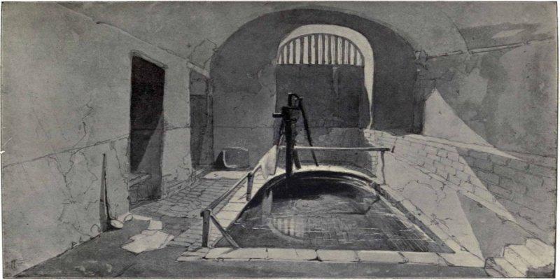 Roman Bath The Strand 1841 - Londons' Fantastic Freebies, Irish Rugby Tours