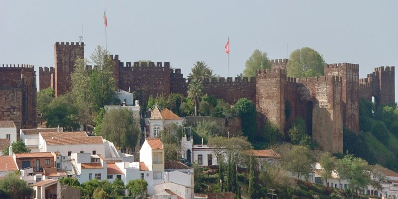 Castelo de Silves - Irish Rugby Tours, Pulsating Portugal