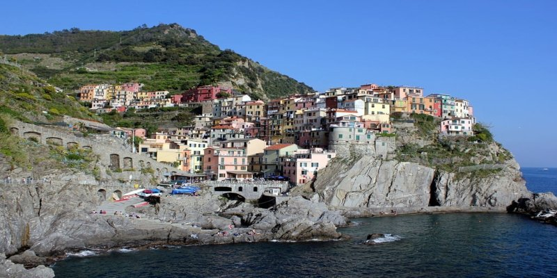 Cinque Terre - Irish Rugby Tours, Rugby Tours To Italy
