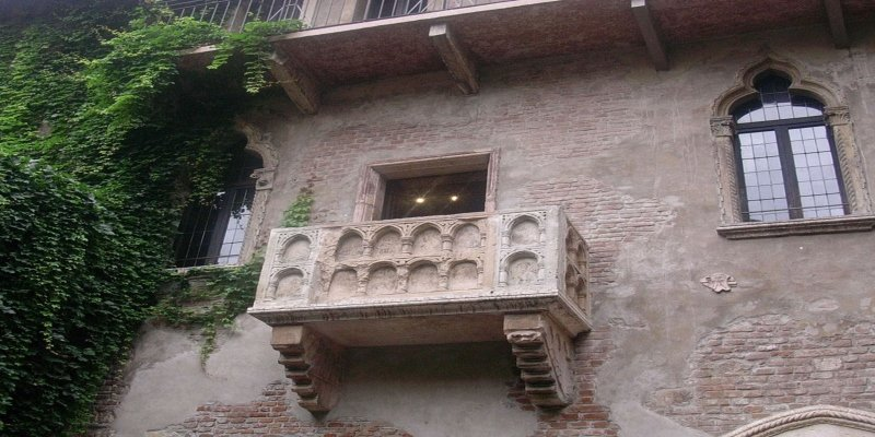 Juliet's Balcony - Irish Rugby Tours, Rugby Tours To Italy