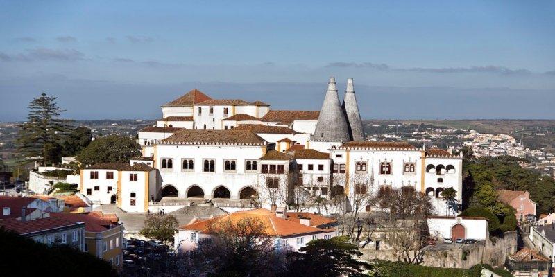 Palacio Nacional de Sintra - Irish Rugby Tours, Pulsating Portugal