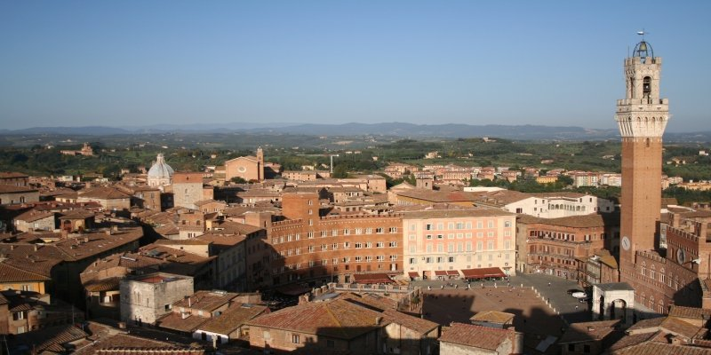 Historic Siena - Irish Rugby Tours, Rugby Tours To Italy
