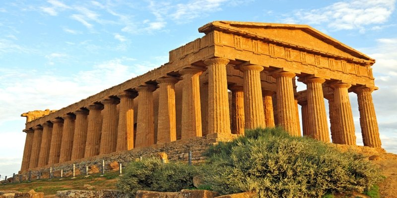 Valley Of the Temples - Irish Rugby Tours, Rugby Tours To Italy
