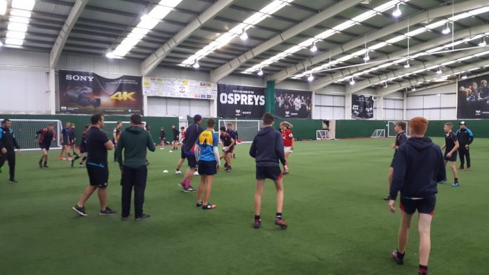 Junior Cup Team Training Camp - Irish Rugby Tours, Rugby Tours To Wales