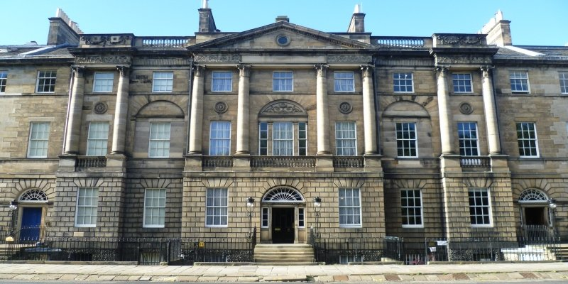 Bute House Charlotte Square Edinburgh - Electric Edinburgh, Irish Rugby Tours, Rugby Tours To Edinburgh
