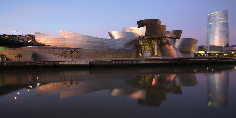 Guggenheim Museum - Spectacular Spain, Irish Rugby Tours, Rugby Tours To Spain