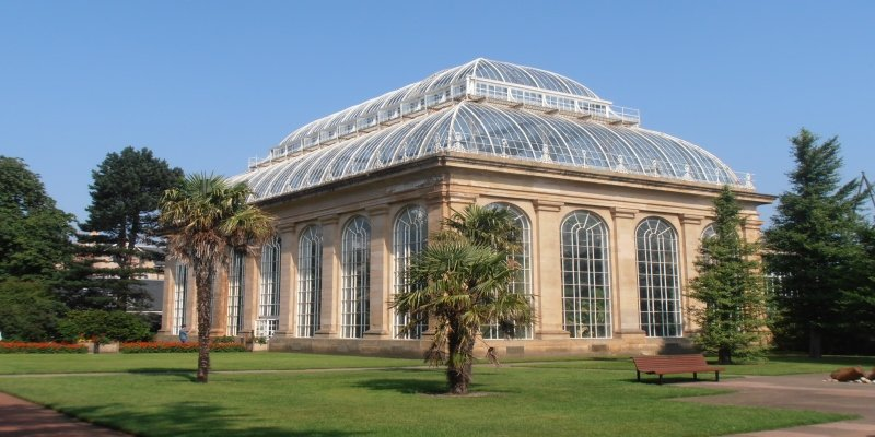 Royal Botanical Garden - Electric Edinburgh, Irish Rugby Tours, Rugby Tours To Edinburgh