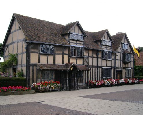 Shakespeare's Birthplace - Irish Rugby Tours, Rugby Tours To Warwick