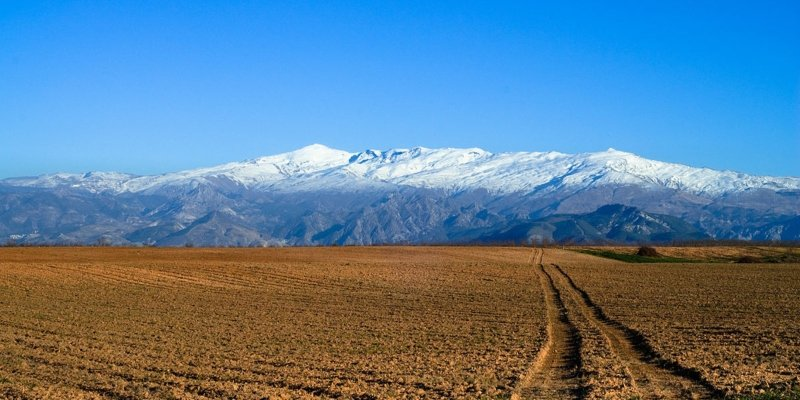 Sierra Nevada Mountains - Spectacular Spain, Irish Rugby Tours, Rugby Tours To Spain
