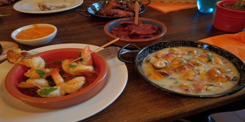 Spanish Tapas - Spectacular Spain, Irish Rugby Tours, Rugby Tours To Spain