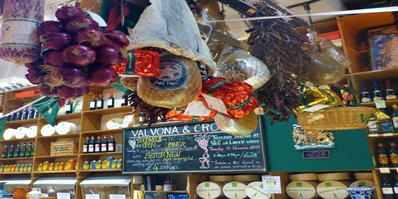 Valvona & Crolla Deli - Electric Edinburgh , Irish Rugby Tours, Rugby Tours To Edinburgh