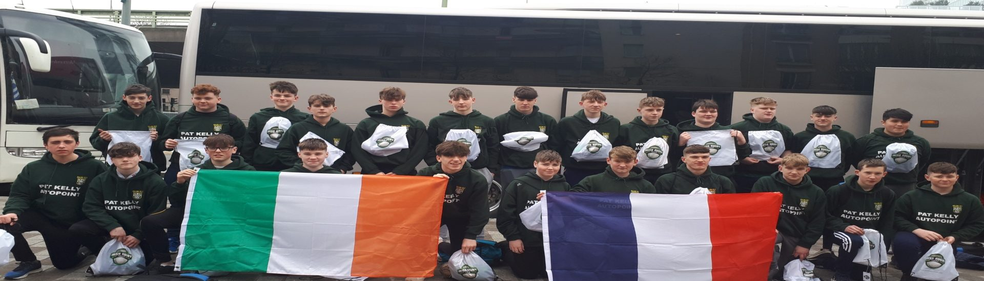 Ballina RFC U15s - Rugby Tours To Paris, Rugby Toursa To France, Irish Rugby Tours
