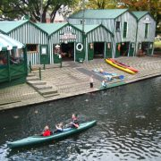 Antigua Boat Sheds - Rugby Tours To Christchurch, Irish Rugby Tours
