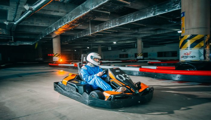 Go Karting - Rugby Tours To Gdansk, Irish Rugby Tours