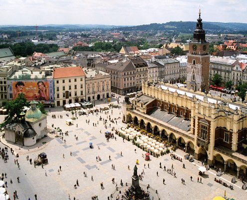 Rugby Tours To Krakow - Irish Rugby Tours