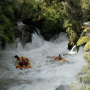River Rafting - Rugby Tours To Rotorua, Irish Rugby Tours