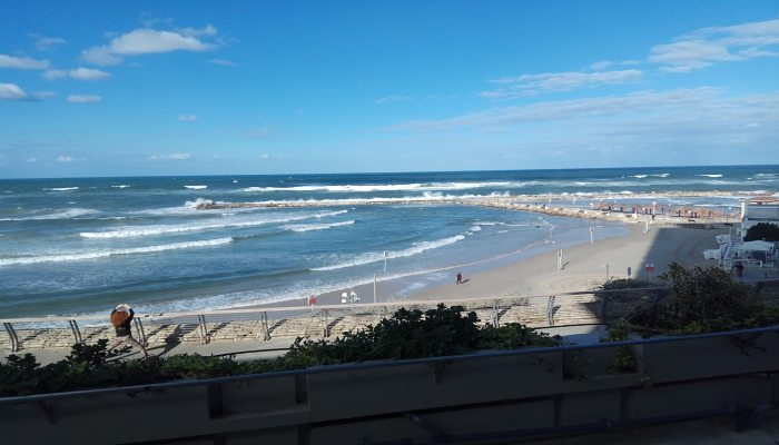 Tel Aviv Beaches - Rugby Tours To Tel Aviv, Irish Rugby Tours