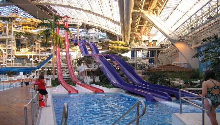 Warsaw Waterpark - Rugby Tours To Warsaw, Irish Rugby Tours
