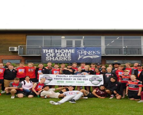 Chiefs RFC - Irish Rugby Tours