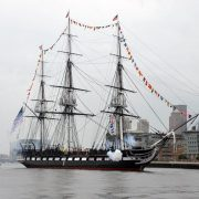USS Constitution - Rugby Tours To Boston, Irish Rugby Tours