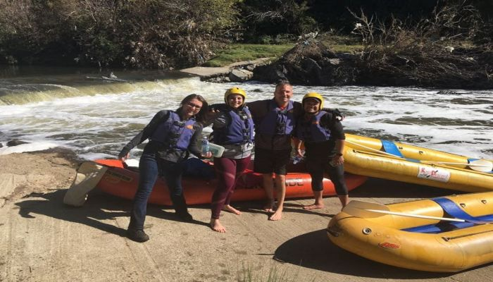 Rapidescent River Rafting - Irish Rugby Tours, Rugby Tours To Pretoria