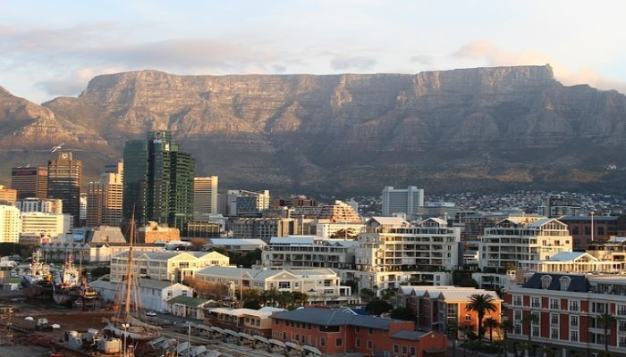 Table Mountain - Rugby Tours To South Africa, Irish Rugby Tours