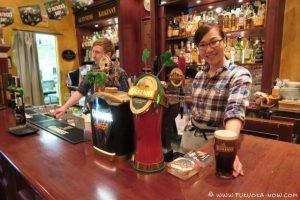 Irish Rugby Tours recommends Hakata Harp - Irish Pubs in Japan