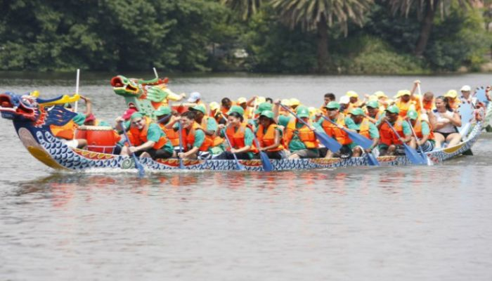 Dragon Boat Racing - Rugby Tours To Johannesburg, Irish Rugby Tours
