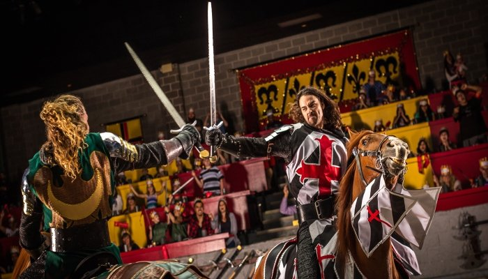 Medieval Times - Rugby Tours To Toronto, Irish Rugby Tours