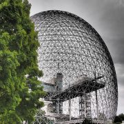 Montreal Biosphere - Rugby Tours to Montreal, Irish Rugby Tours