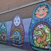 Ottawa Art Murals - Rugby Tours To Ottawa, Irish Rugby Tours