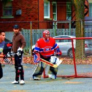 Street Hockey - Rugby Tours To Montreal, Irish Rugby Tours
