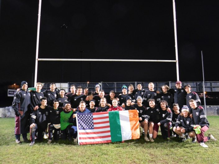 Fordham University - Irish Rugby Tours, Rugby Tours To Ireland
