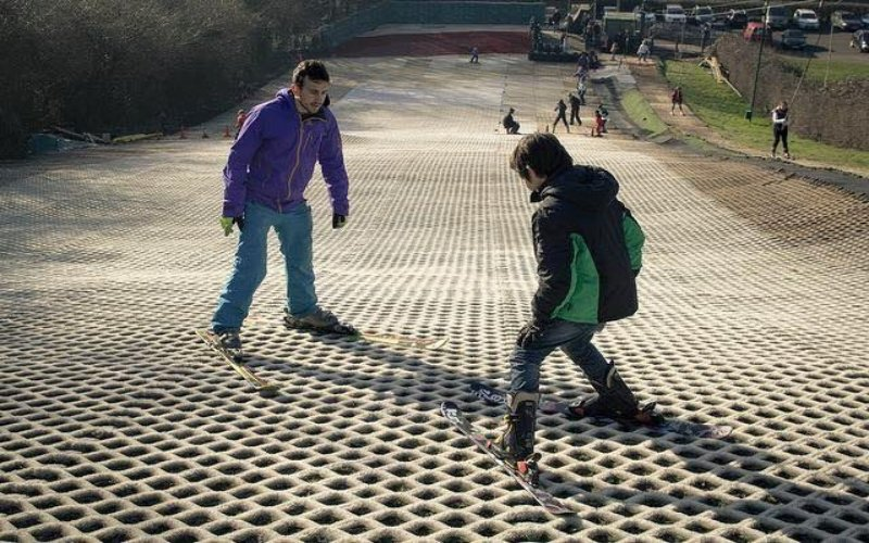Cardiff Dry Ski Slopes - Irish Rugby Tours, Activities for Thrill Seekers