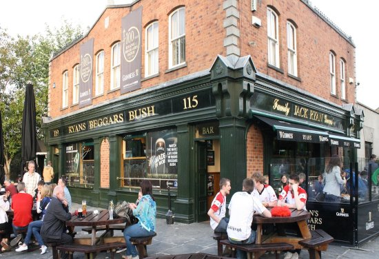 Great Pubs for the 6 Nations in Dublin