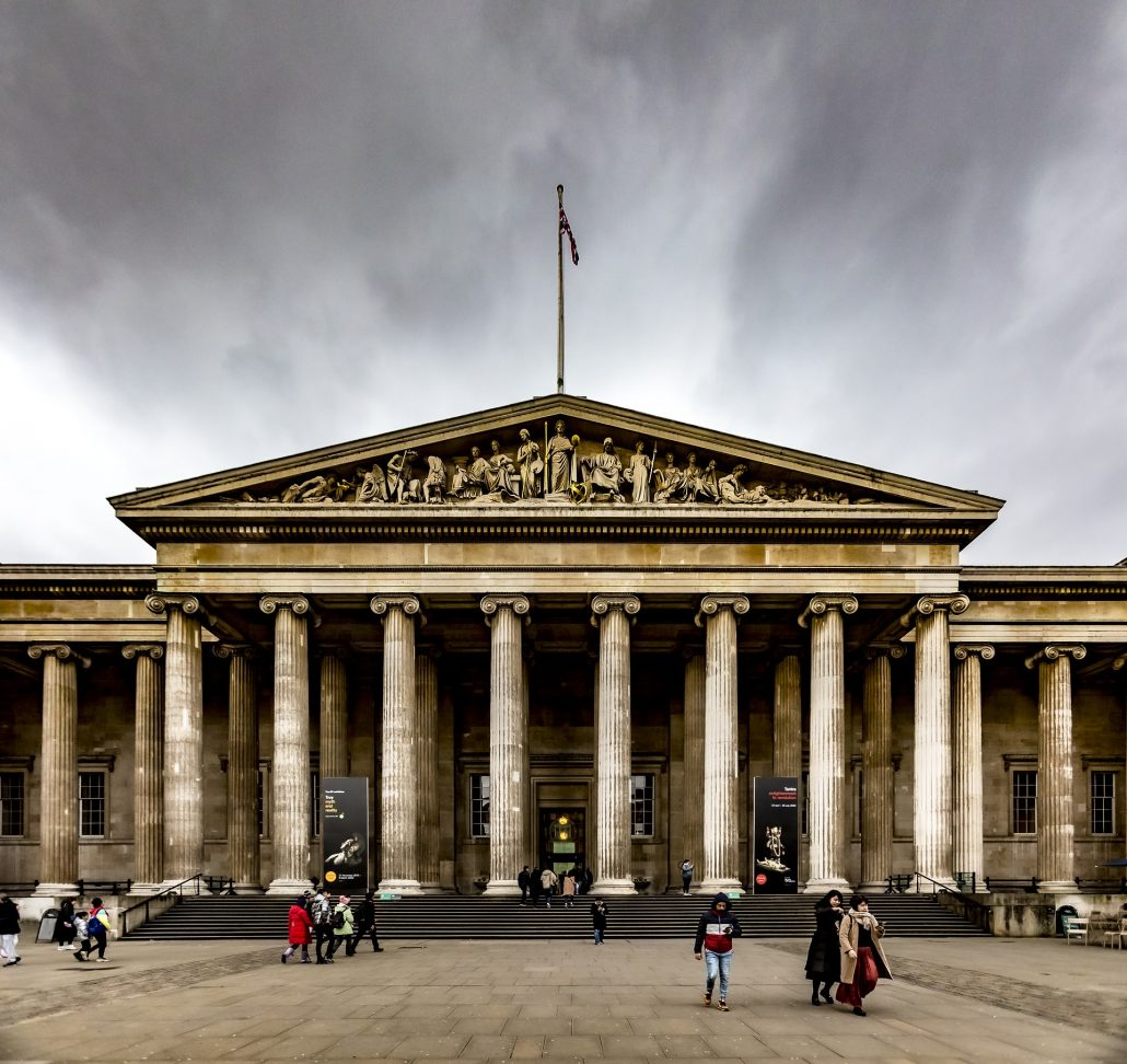 British Museum - London in 72 hours