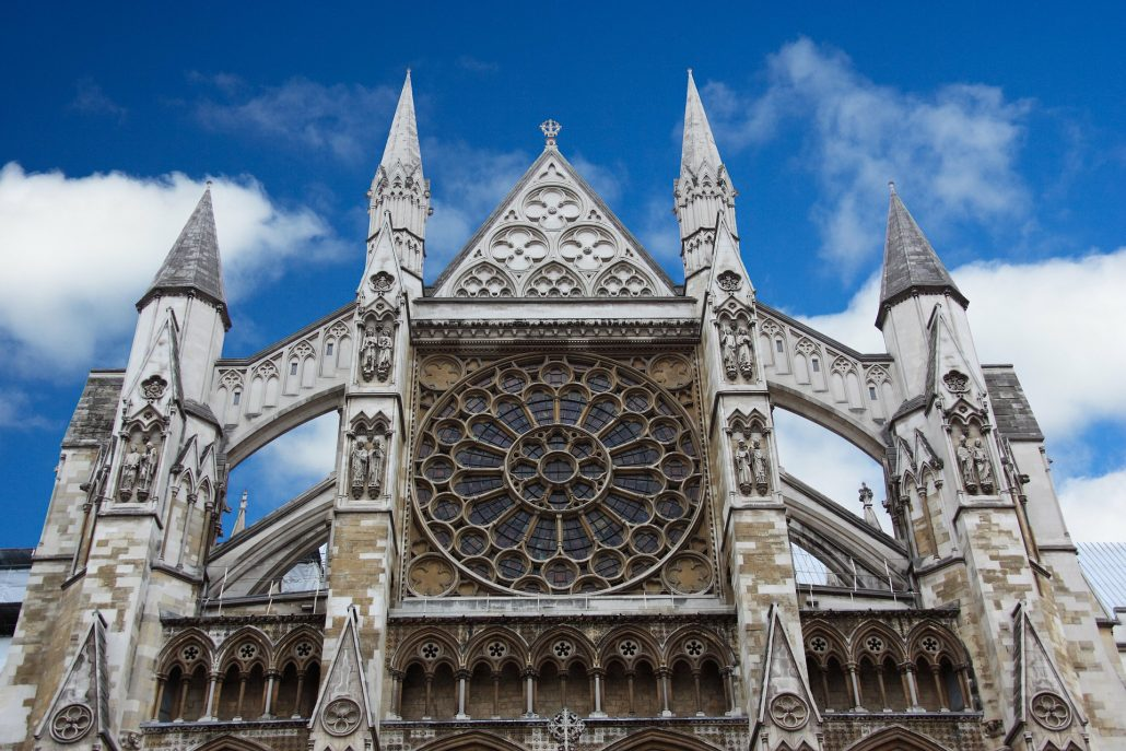 Westminster Abbey - London Tour with Irish Rugby Tours