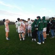 Earl Marriott High School - Irish Rugby Tours