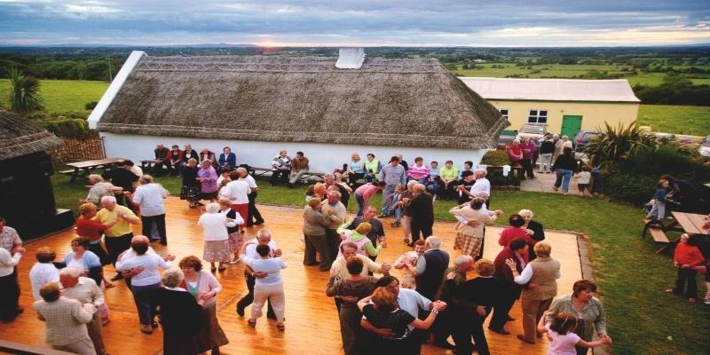 Traditional Set Dancing