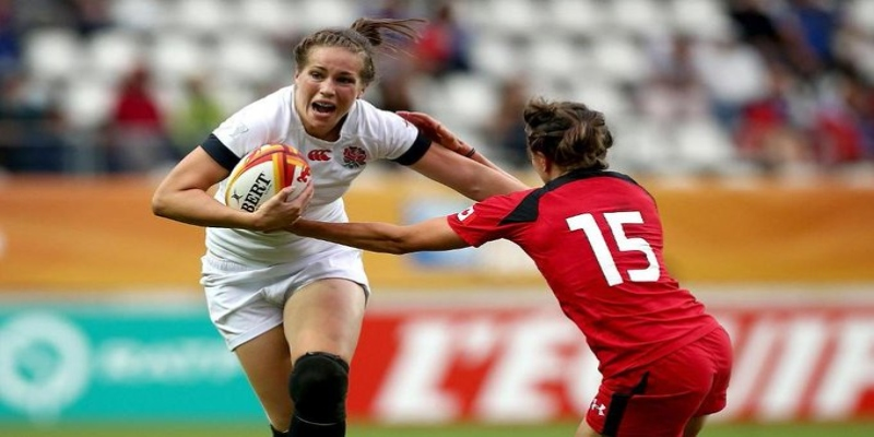 Top 5 Women Rugby Players